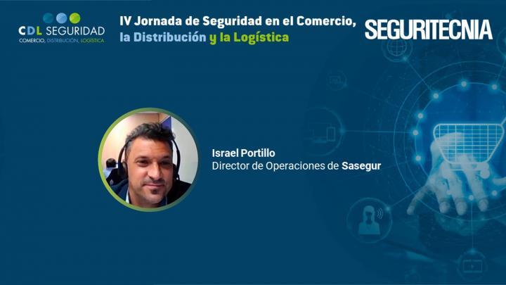 Israel Portillo, director de Operaciones de Sasegur