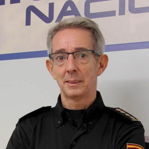 Manuel Yanguas Menéndez Policía Nacional