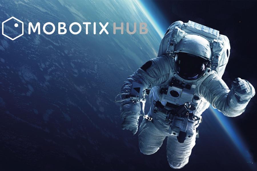 Mobotix HUB.
