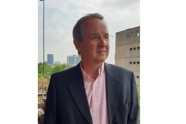 Antonio Pérez Turro, presidente de la Asociación Española de empresas de Seguridad.