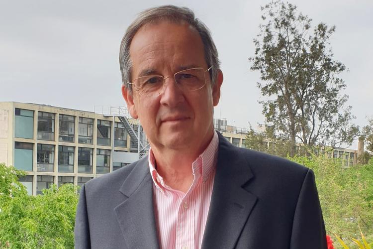 Antonio Pérez Turro, presidente de AES.