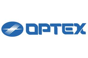 Logotipo de Optex.