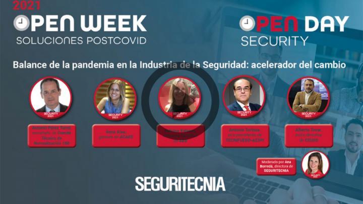 POST EVENTO Mesa redonda security