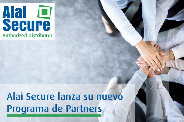 Programa de partners de Alai Secure.