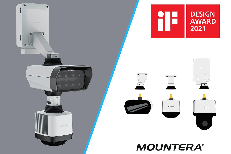 Mountera Mounting System_cámaras de seguridad