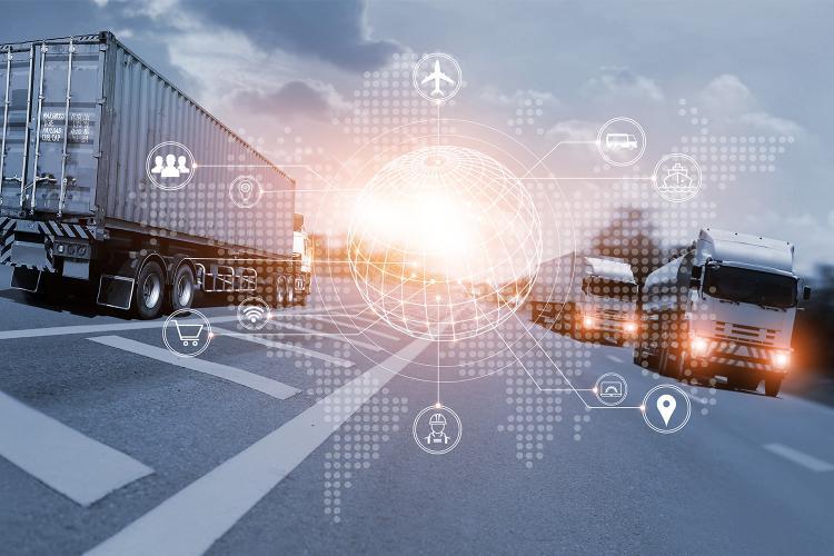 Relación entre logística y tecnología