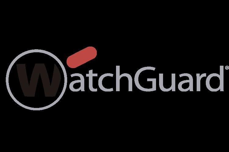 WatchGuard logo.