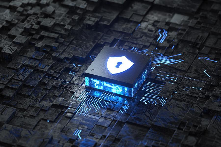Procesador de ciberseguridad.