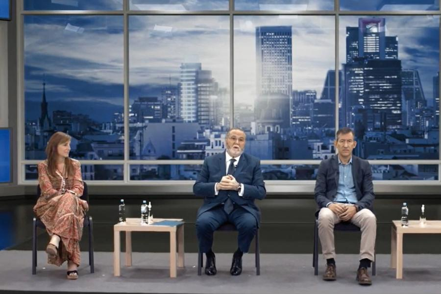 Mesa SEG2 2021 Comunicación en la incertidumbre de las crisis