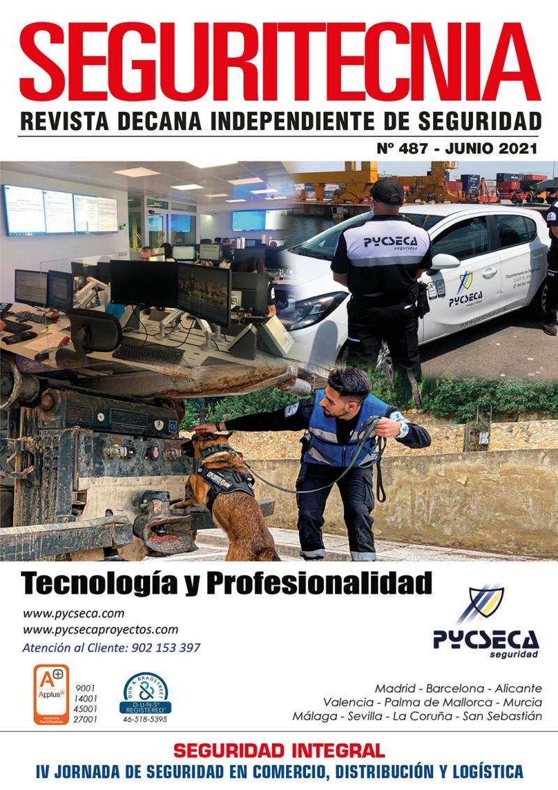 revista Seguritecnia 487