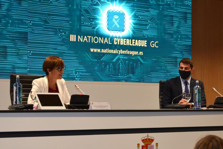Presentación de la III National Cyberleague.