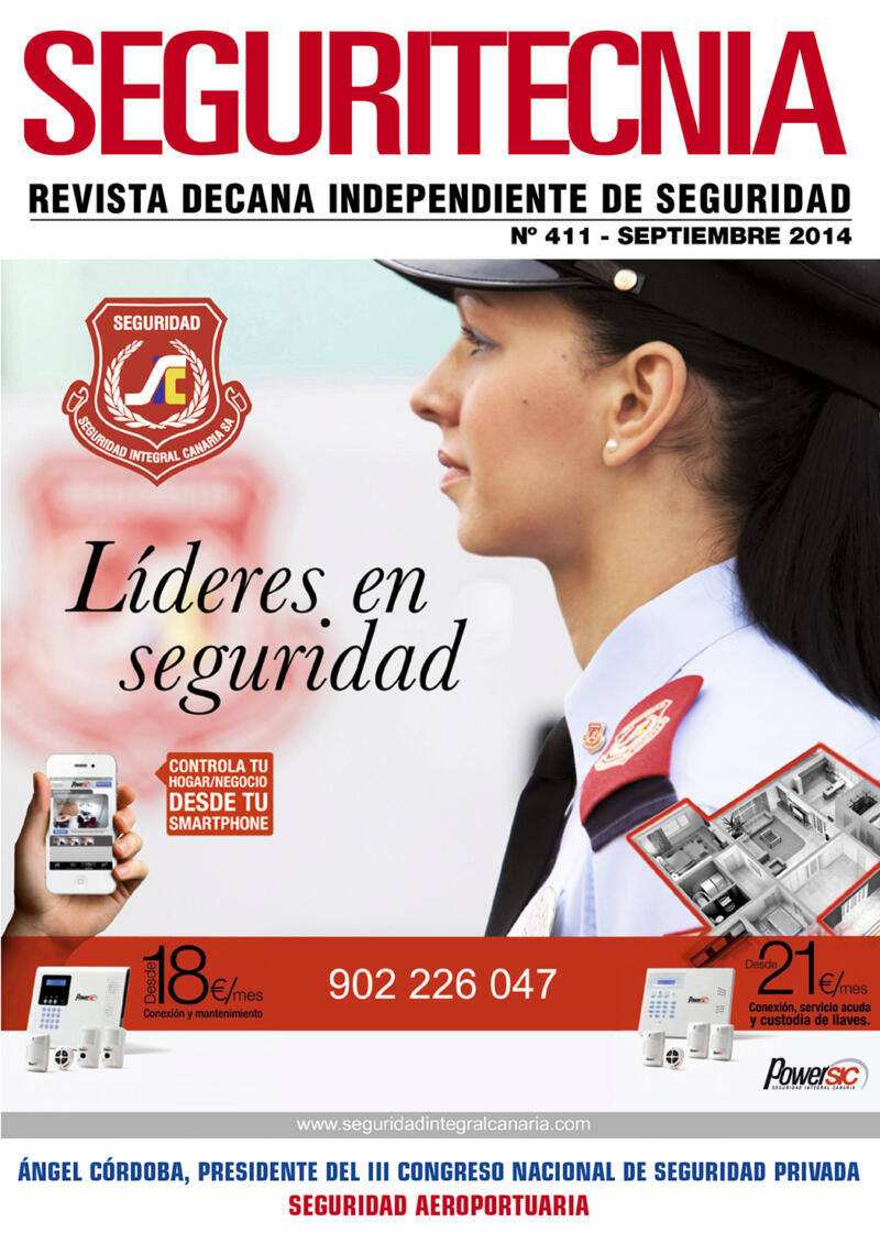 Seguritecnia Nº411.