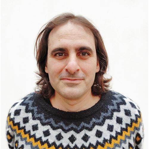 Sergio Soriano, Team Leader de Panoptico