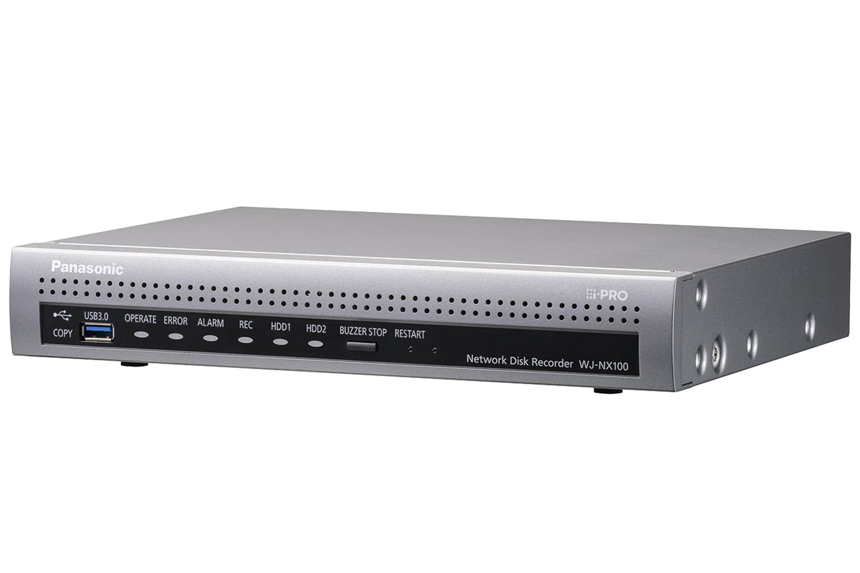 El videograbador WJ-NX100