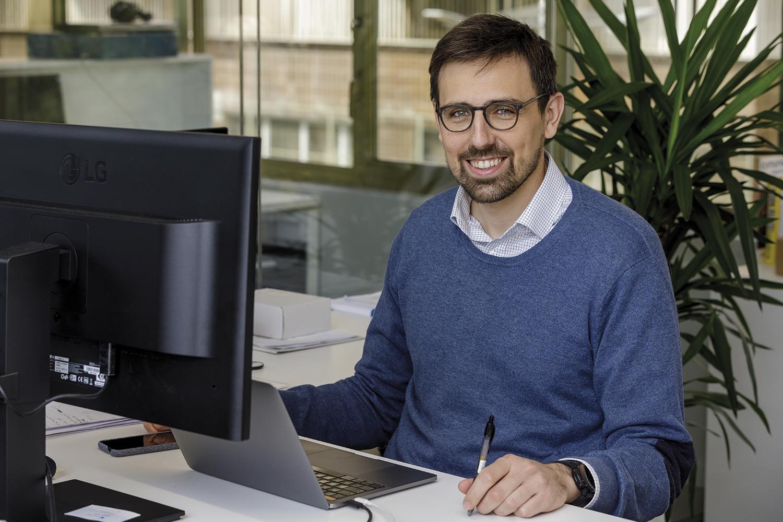 Fernando Guillem, co-CEO de Lanaccess.