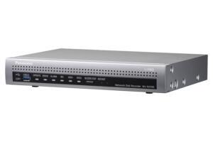 Grabador WJ-NX100 de Panasonic.