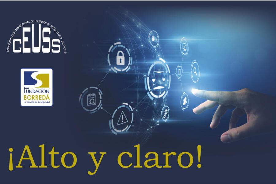 Jornada Alto y Claro_servicios de seguridad privada