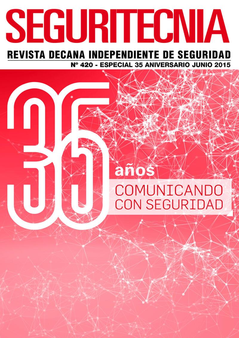 Seguritecnia Nº420 (35 aniversario).