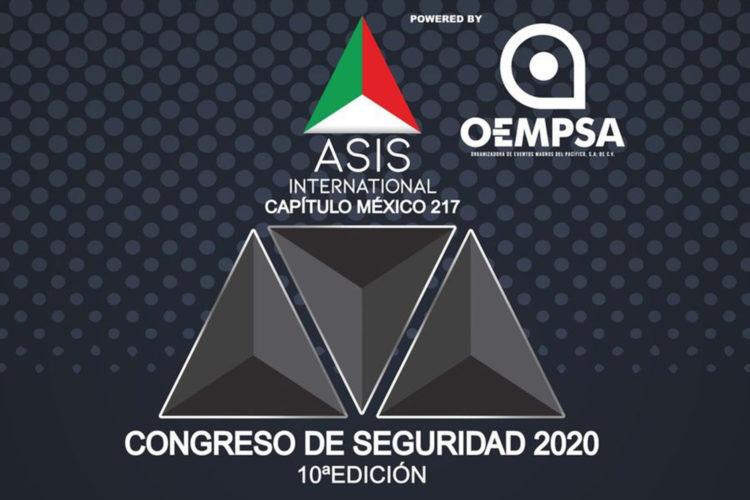 Congreso de Seguridad ASIS Capítulo México 2020