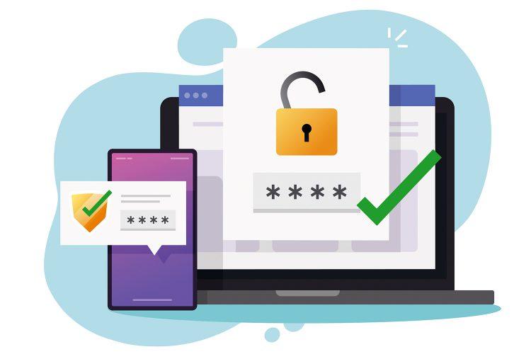 Día del Internet Seguro dispositivos con factor de autenticación