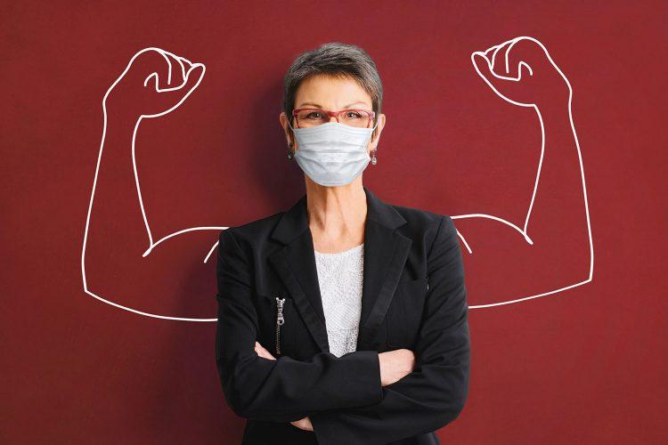 mujeres coronavirus trabajadores
